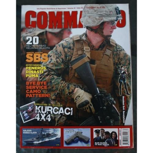 Foto Produk Majalah Commando No. 3 Tahun 2013 dari Airspace Review