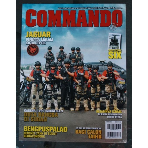 Foto Produk Majalah Commando No. 2 Tahun 2017 dari Airspace Review