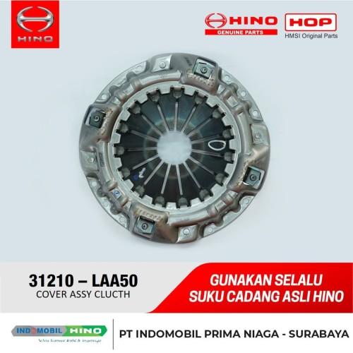 Foto Produk Matahari / COVER ASSY CLUCTH Hino Dutro 130 HD / MD dari INDOMOBIL_HINO_JATIM