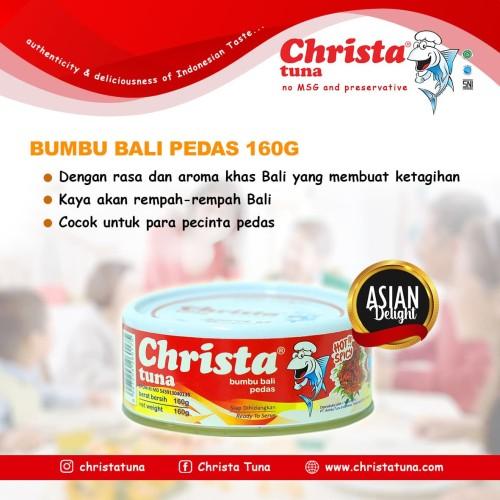 Foto Produk Christa Tuna - Tuna Bumbu Bali dari Christa Tuna Official