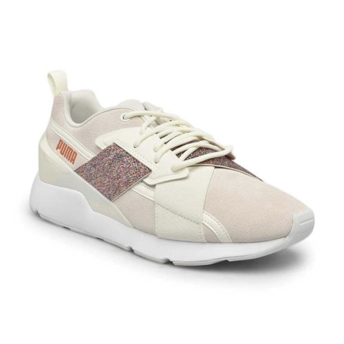 Foto Produk Sepatu Wanita PUMA Muse X-2 shimmer Wns Marsh 372101-02 dari Puma Store Pacific Place