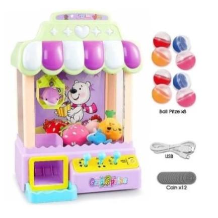 Foto Produk Mainan Anak Mesin Capit Boneka Graber / Joy Claw Machine - JOY CLAW dari darren toys
