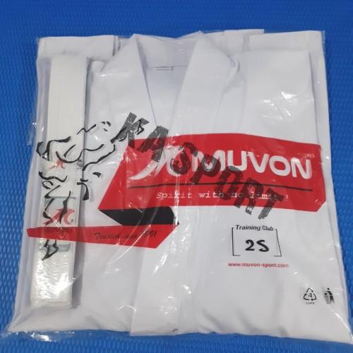 Foto Produk Baju Karate Gi Pemula MUVON New Original - Size 0S dari Kang Amin