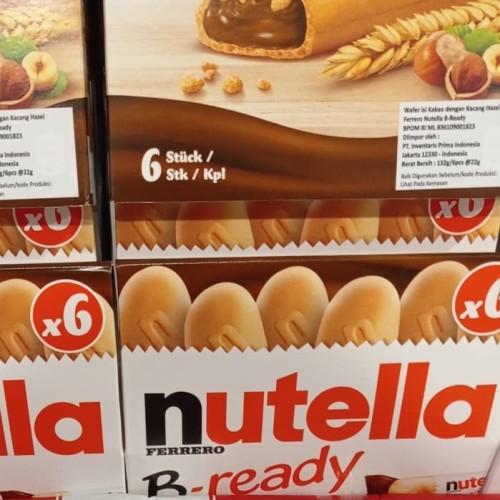 Foto Produk nutella b ready 132gr dari glenmoree