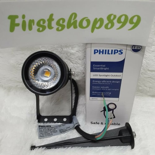 Jual Lampu Sorot Philips Tancap Taman 6 Watt Philips Outdoor Kota Medan Firstshop899 Tokopedia