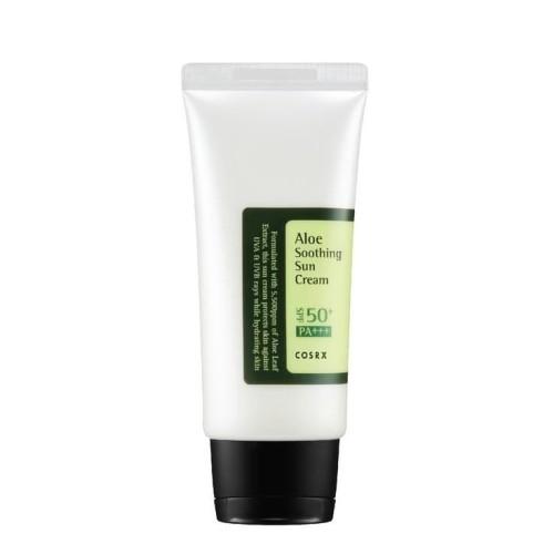 Foto Produk COSRX Aloe Soothing Sun Cream SPF50+/PA+++ (50ml) - BPOM dari Pesona Ayu Indonesia