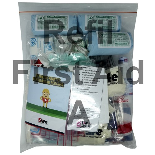 Foto Produk 4life First Aid - Refill Type A dari 4Life Indonesia PT DHS