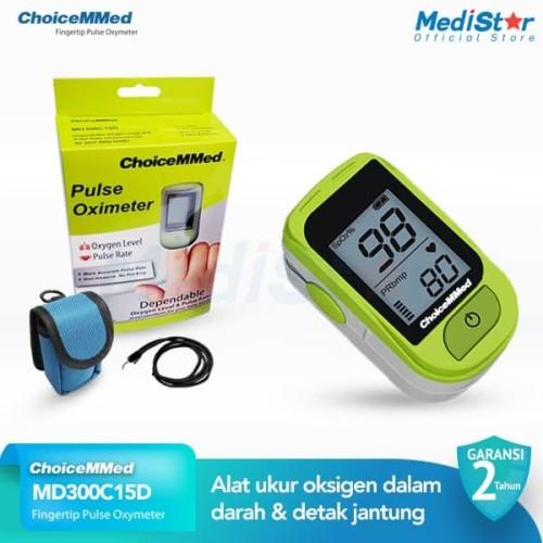 Foto Produk Choicemmed Oximeter MD300C15D dari MediStar