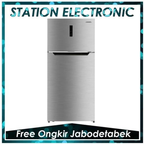 Foto Produk MODENA RF 2255 S / RF2255S / RF-2255S Kulkas 2 Pintu (395 L) dari station electronic