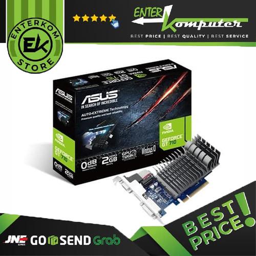 Foto Produk Asus GeForce GT 710 2GB DDR5 64 Bit dari Enter Komputer Official