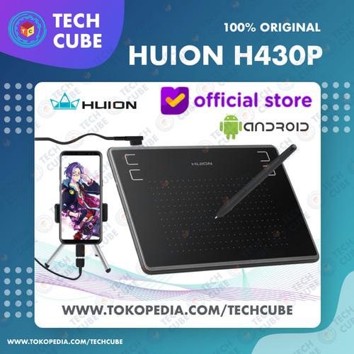 Foto Produk Huion H420 Art Graphic Drawing Tablet Design Signature OSU! - Tablet dari Tech Cube