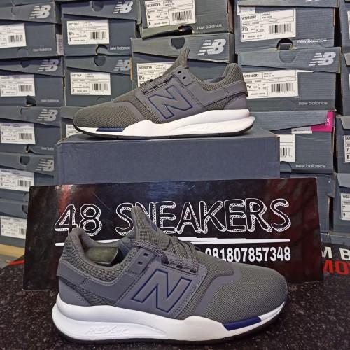 New Balance 247 Lifestyle V2 Grey Mens Original