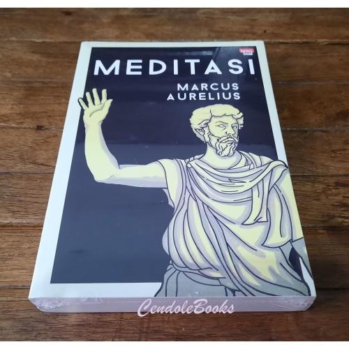 Foto Produk Buku Meditasi - Marcus Aurelius dari CendoleBook