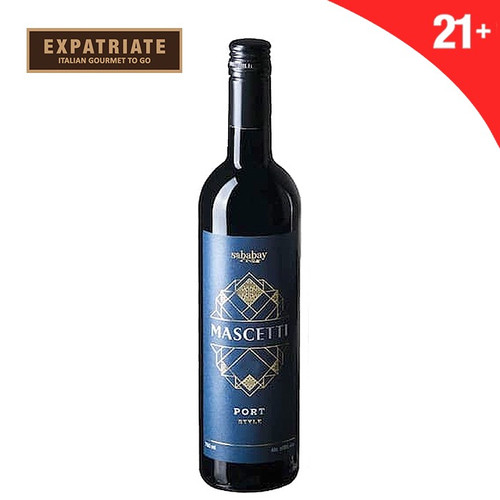Foto Produk Sababay Mascetti Port Wine dari Expatriate Gourmet To Go