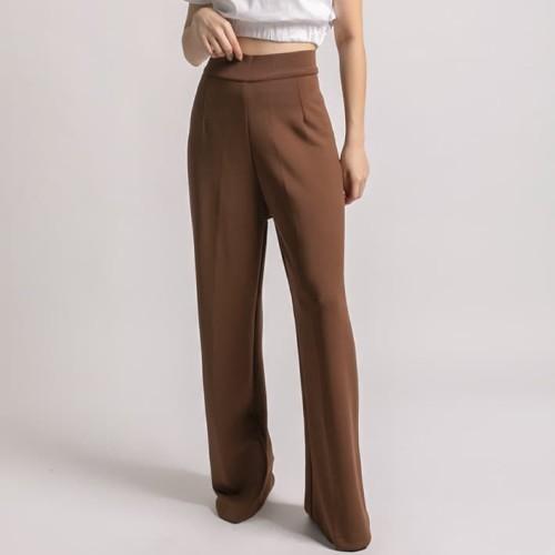 Foto Produk Brown Finn Long Pants dari Avgal Collection