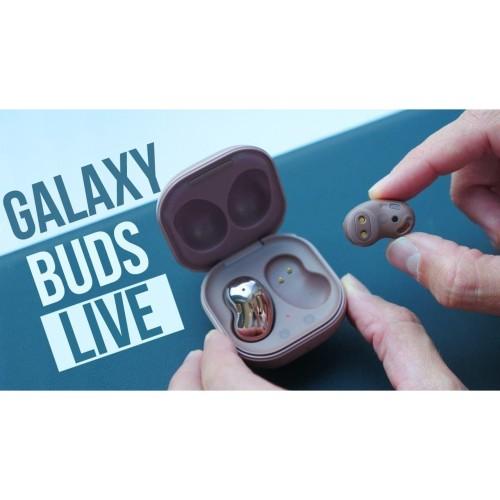 Foto Produk Samsung Galaxy Buds Live Garansi Resmi - Mystic White dari Home Cell