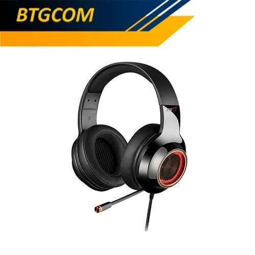 Foto Produk Edifier G4 Pro 7.1 Surround Bass With Microphone & LED Gaming Headset dari BTGCOM