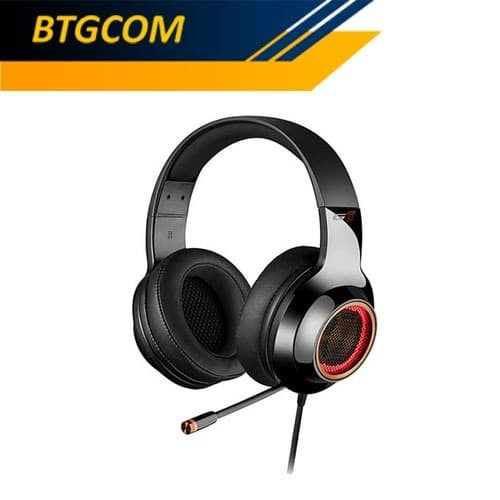 Foto Produk Edifier G4 SE 7.1 Surround Sound & Retractable Mic Gaming Headset dari BTGCOM