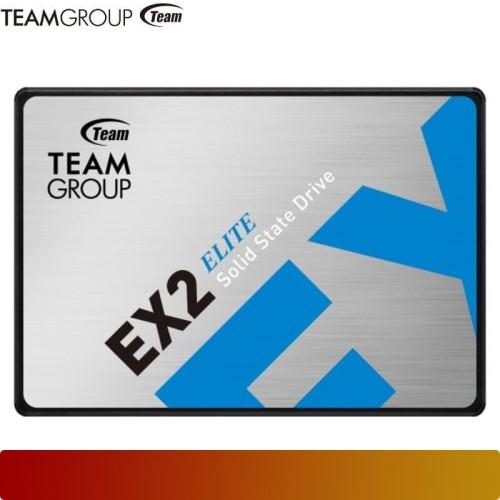 Foto Produk TEAM - EX2 SSD 1TB   SSD SATA 1TB T253E2001T0C101 dari Nano Komputer