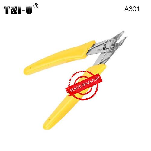 Foto Produk TNI TU-A301 5 inch Electronic Diagonal Pliers Cable Side Cutting dari HOUSE SPAREPART