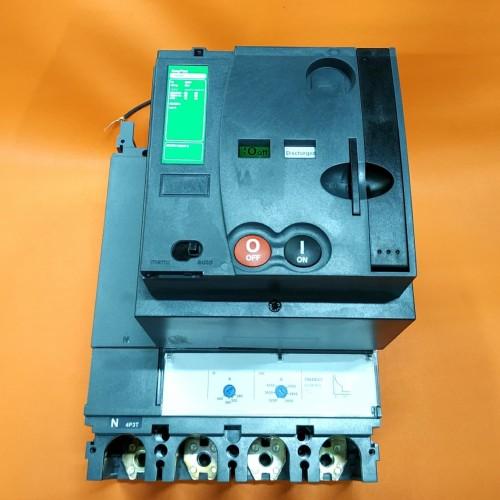 Foto Produk Schneider MCCB Breaker CVS400N 400N 320A 320 A Amper 4P 4Pole Motor dari SURYA-ELEKTRIK