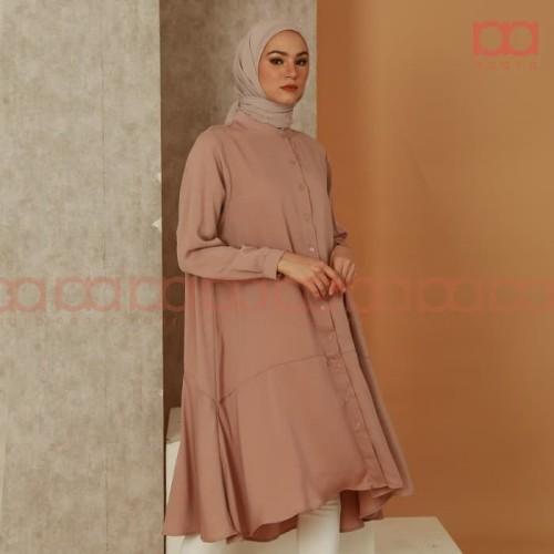 Foto Produk FLOUNCE DRESS - IVORY dari Naara by Nesa Aqila