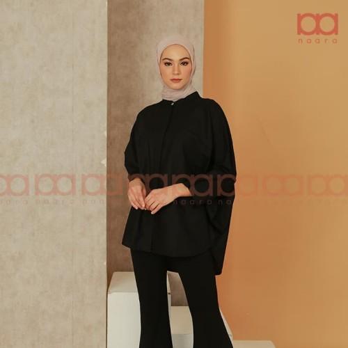 Foto Produk LAM SHORT - BLACK dari Naara by Nesa Aqila