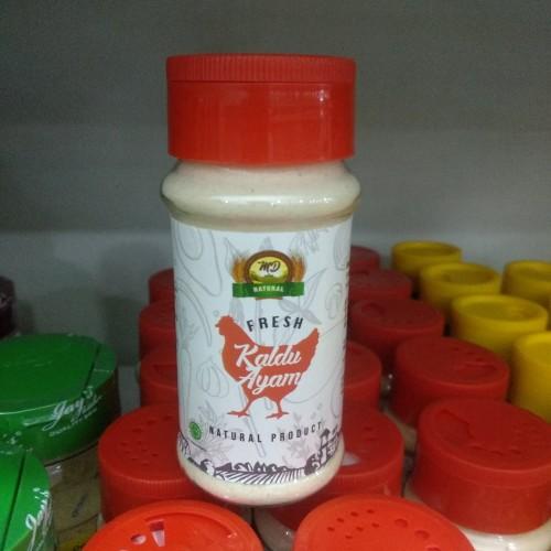 Foto Produk MD Kaldu Ayam 100g dari cubeecubee