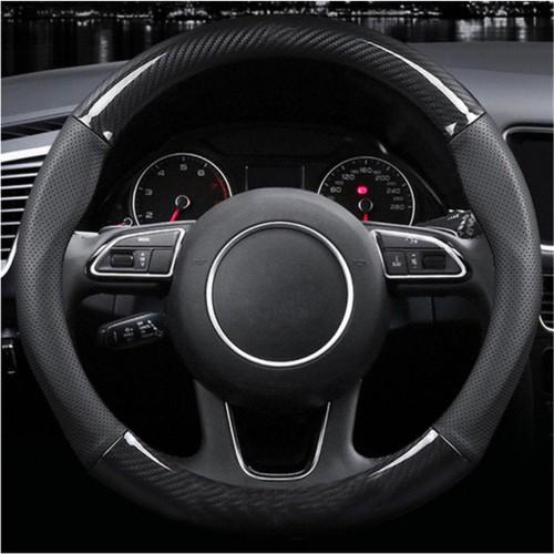 Foto Produk Sarung stir Cover Setir Gentleman Design & Premium Quality Carbon VI dari Gentleman Car