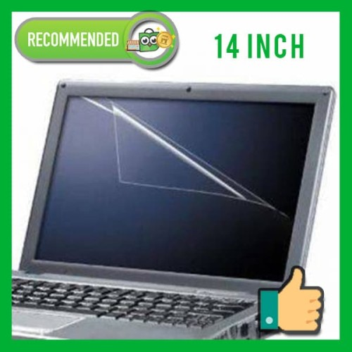 Foto Produk Screen Protector / Guard / Anti Gores LCD Laptop / notebook 14 inch dari futureshopid
