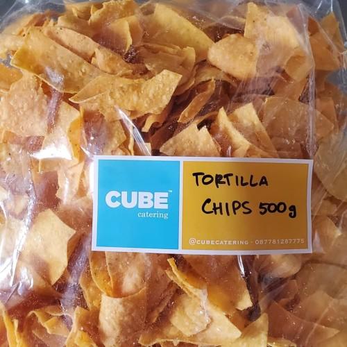 Foto Produk Homemade Tortilla Chips 500g dari cubecreamery
