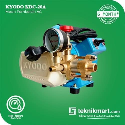 Foto Produk Mesin Pembersih Ac / Jet Cleaner Kyodo Kdc20a dari teknikmart