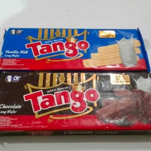Foto Produk wafer tango 130gr - Coklat dari torri