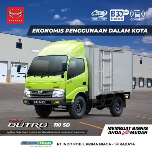 Foto Produk HINO Truck Dutro 110 SD dari INDOMOBIL_HINO_JATIM