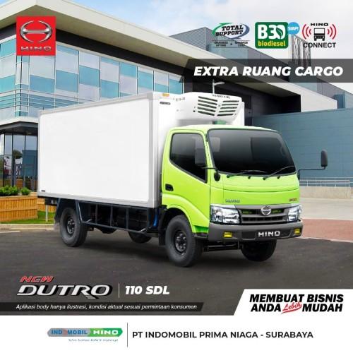 Foto Produk HINO Truck Dutro 110 SDL dari INDOMOBIL_HINO_JATIM