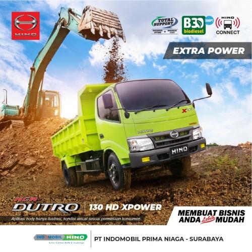 Foto Produk HINO Truck Dutro 130 HD X-Power dari INDOMOBIL_HINO_JATIM