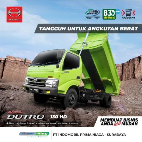 Foto Produk HINO Truck Dutro 130 HD dari INDOMOBIL_HINO_JATIM