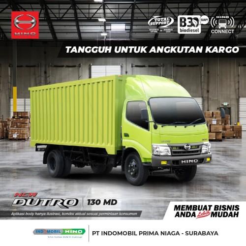 Foto Produk HINO Truck Dutro 130 MD & MDL dari INDOMOBIL_HINO_JATIM