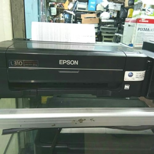 Jual Printer Epson L310 Second Kondisi Mulus Siap Pakai Jakarta Timur Jayaprint77 Tokopedia