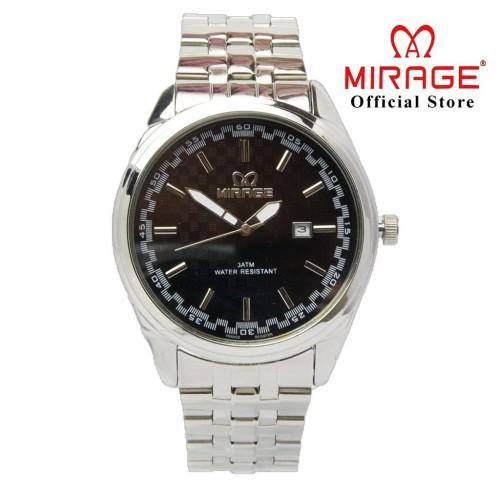 Foto Produk Jam Tangan Pria Mirage Original 8271M-pH Silver dari Mirage Watch