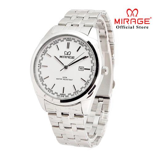 Foto Produk Jam Tangan Pria Mirage Original 8271M-pP Silver dari Mirage Watch