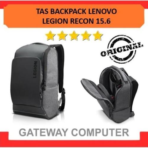Foto Produk TAS LAPTOP BACKPACK LENOVO LEGION RECON 15.6 ORIGINAL dari Gateway Indonesia Comp