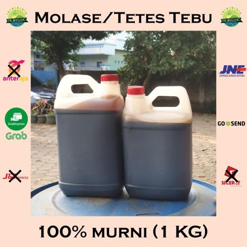 Foto Produk Molase / Tetes Tebu dari FAT Bahan baku
