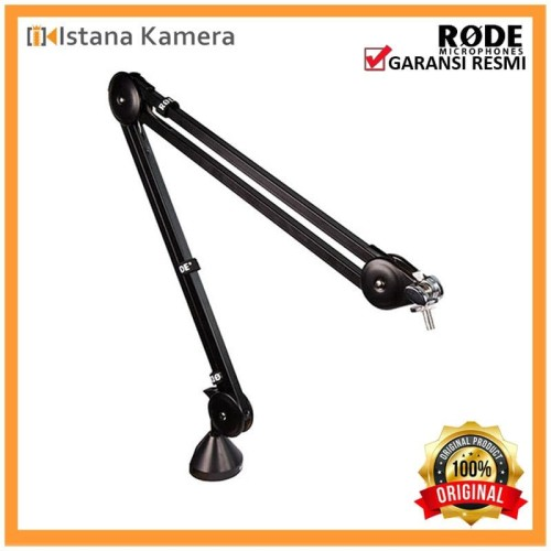 Foto Produk Rode PSA1 Studio Boom Arm for Broadcast Microphones dari Istana Kamera Official