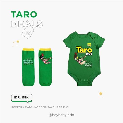 Foto Produk Hey Baby Taro Deals - 12-18m dari Hey! Baby