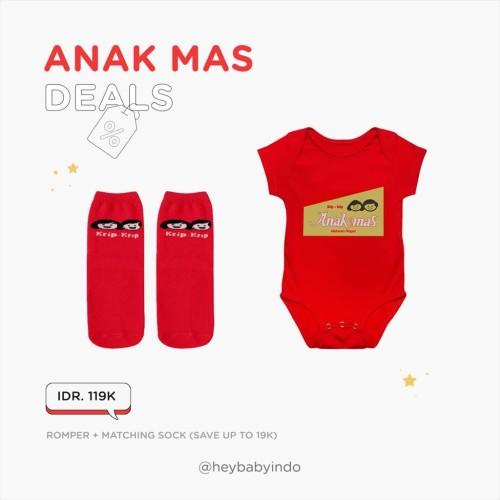 Foto Produk Hey Baby Anak Mas Deals - 12-18m dari Hey! Baby