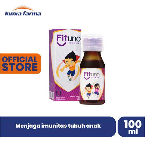 Foto Produk Fituno Immune Kids 100 ml dari Kimia Farma Official