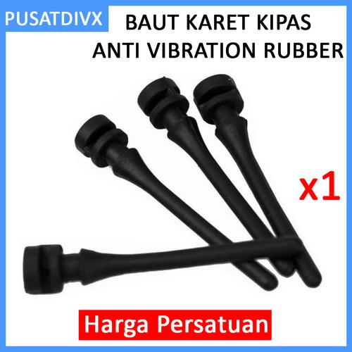 Foto Produk Baut Karet Kipas Anti Vibration Rubber Screw Fan Peredam Noise Getar dari pusatdivx