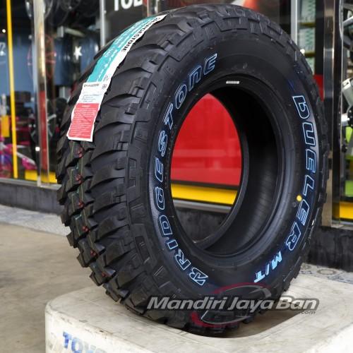 Foto Produk Ban Bridgestone 235 75 R15 Dueler MT D 674 Ring 15 Ford Ranger Jimny dari Mandiri Jaya Ban com