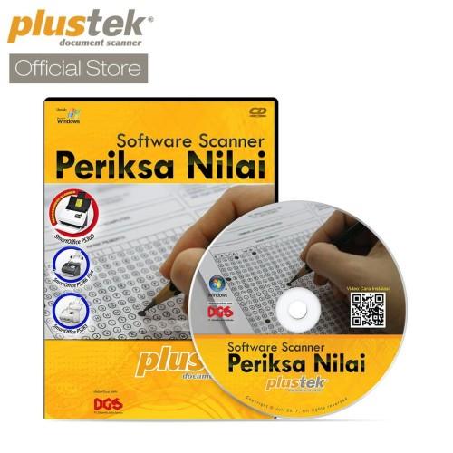 Foto Produk Plustek Sofware Scanner Periksa Nilai LJK dari Plustek Indonesia